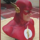 Custom Made The Flash Life Size Superhero Bust Figure Prop