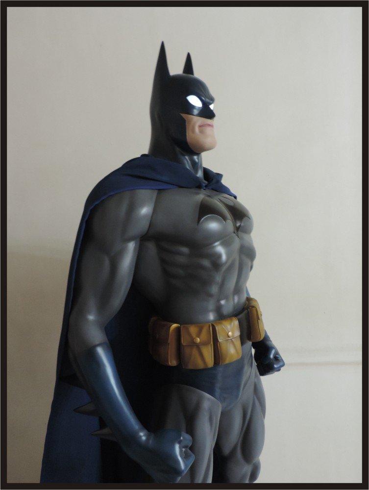 Custom Made Life Size Batman Arkham Knights Superhero Statue Prop
