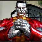 Custom Made Life Size X-Men Colossus Superhero Statue Prop