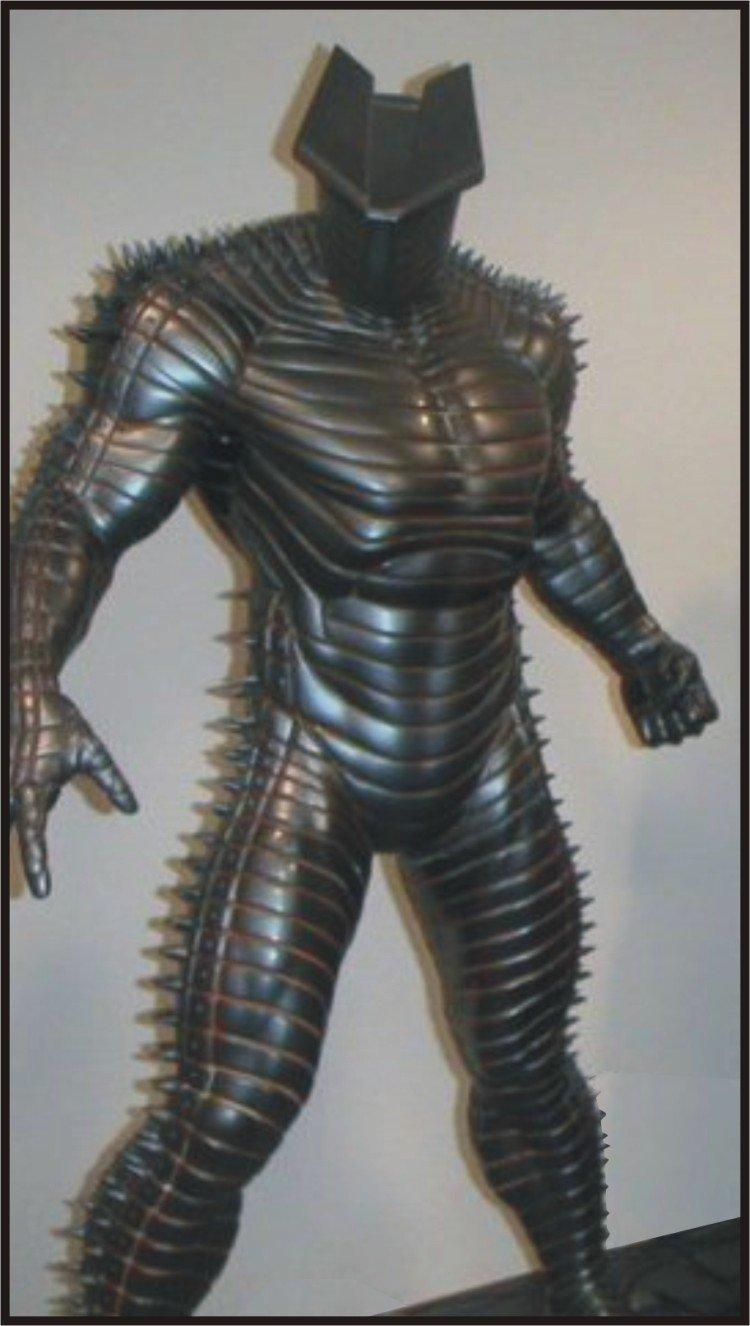 Custom Made Life Size Classic Destroyer Superhero Statue Prop