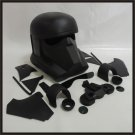 Custom Made Star Wars Rogue One/1 Death Trooper/Deathtrooper Life Size Helmet Prop Kit