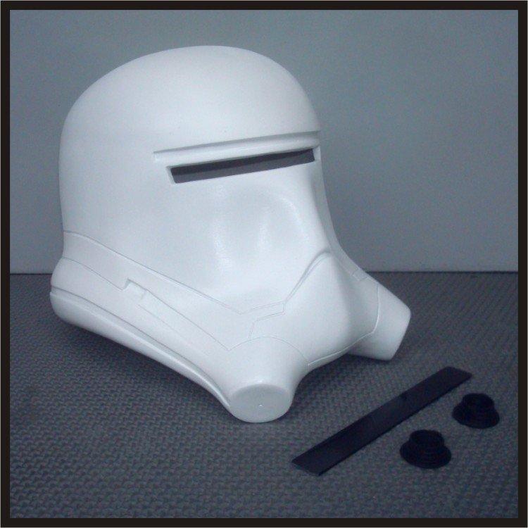 Custom Made Star Wars The Force Awakens Flame Trooper Wearable Life Size Helmet Prop Kit