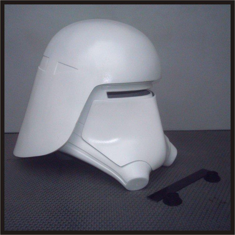 Custom Made Star Wars The Force Awakens Snowtrooper Wearable Life Size Helmet Prop Kit