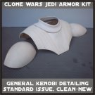 Custom Made Star Wars Jedi Armor Mantle Life Size Armor Prop Kit