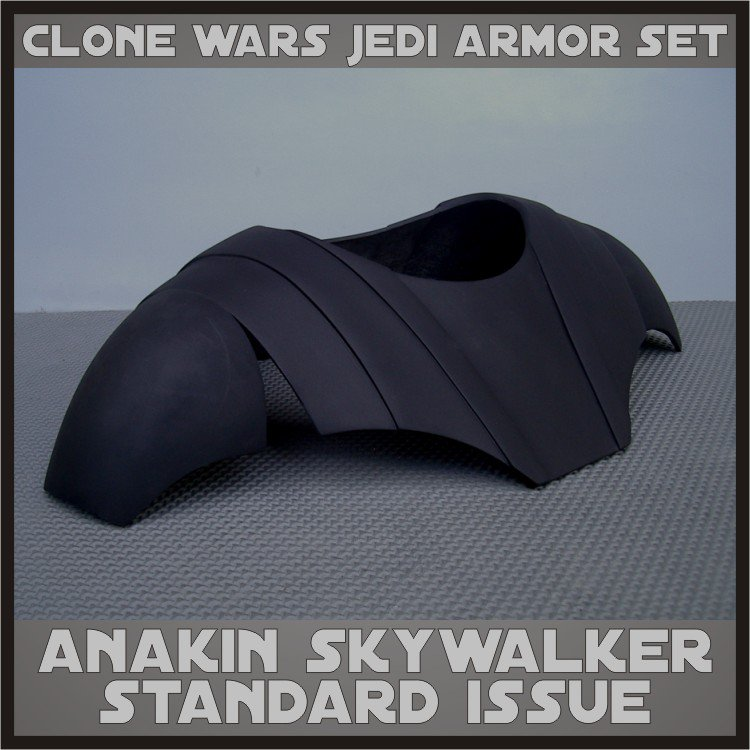 Custom Made Star Wars Anakin Jedi Armor Mantle Life Size Armor Prop Kit XL