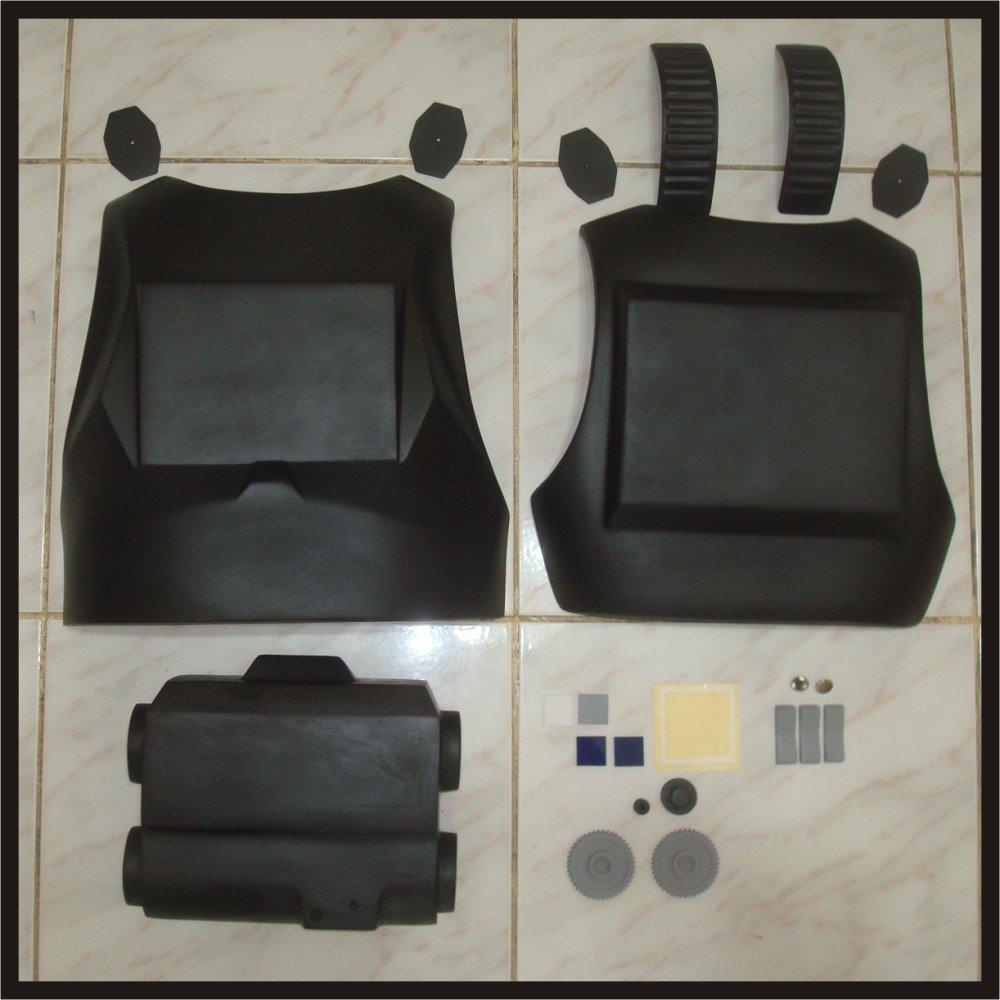 Custom Made Star Wars TIE Fighter Pilot Life Size Armor Prop Kit