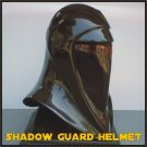 Custom Made Star Wars Shadow Guard Life Size Helmet Prop