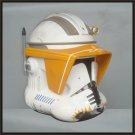 Custom Made Star Wars Clone Trooper Commander Cody ROTS Adult Size Helmet Prop