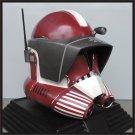 Custom Made Star Wars Clone Trooper Commander Fox Adult Size Helmet Prop