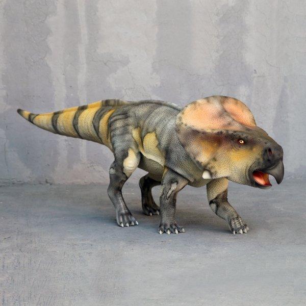 Custom Made Life Size Protoceratops Dinosaur Statue
