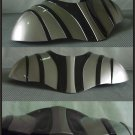 Custom Made Star Wars Darth Vader Chest Armor ROTS Medium Size Armor Prop: Silver