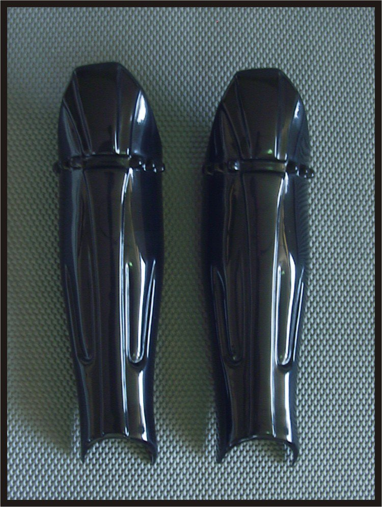 Custom Made Star Wars Darth Vader Shin Armor ROTS Full Size Armor Prop