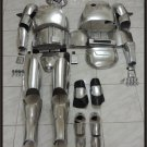 Club-Wholesale 5 Set Lot: Custom Made TFA Captain Phasma Helmet & Armor Life Size Armor Prop