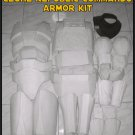 Custom Made Clone trooper Republic Commando Armor Life Size Armor Prop Kit Wholesale 10pc Lot