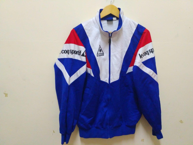 Le coq sportif sweater sports Casual wear training suit vintage