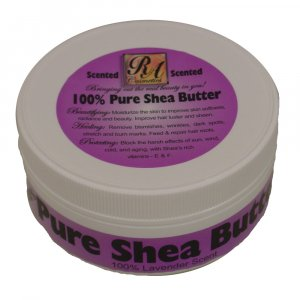 LAVENDER SCENTED SHEA BUTTER