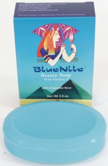 BLUE NILE BEAUTY SOAP