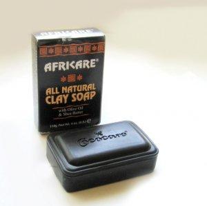 NATURAL CLAY SOAP