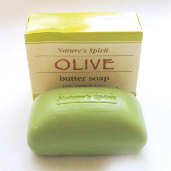 NATURAL OLIVE BUTTER SOAP