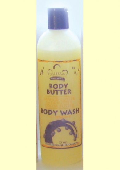 NATURAL BODY BUTTER BODY WASH