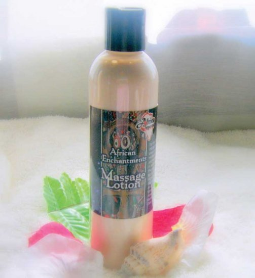 EGYPTIAN VANILLA MASSAGE LOTION