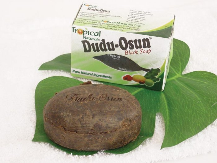 DUDU OSUN NATURAL BLACK SOAP