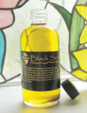 BLACK SEED OIL  -  4 oz.