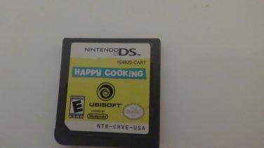 Nintendo DS Happy Cooking Ubisoft