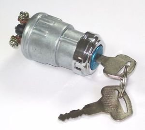 NEW IGNITION KEY SWITCH 150CC 250CC HAMMERHEAD JOYNER KEYSWITCH GO KART PARTS.