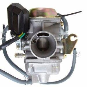 CARBURETOR FOR YERF-DOG GX150 SPIDERBOX 150CC GO CART KART BUGGY CARB ASSEMBLY