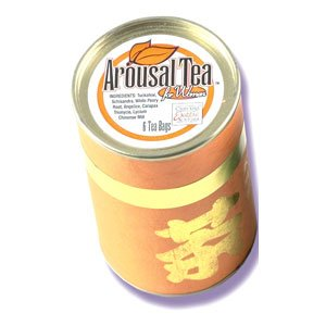 Orange Arousal Tea For Women