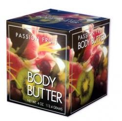 Passion Fruit 4 oz Doc Johnson Edible Body Butter