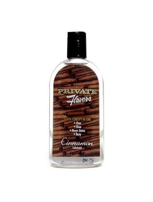 Cinnamon Doc Johnson 4oz Private Flavors