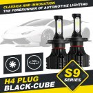 (2pcs/set) S9 Series H4/9003/HB2 COB Hi-lo Beam Headlight Conversion Bulb