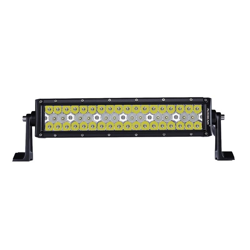 Honeycomb Series 14 inch 48W Straight Combo Beam Triple-row LED Light Bar