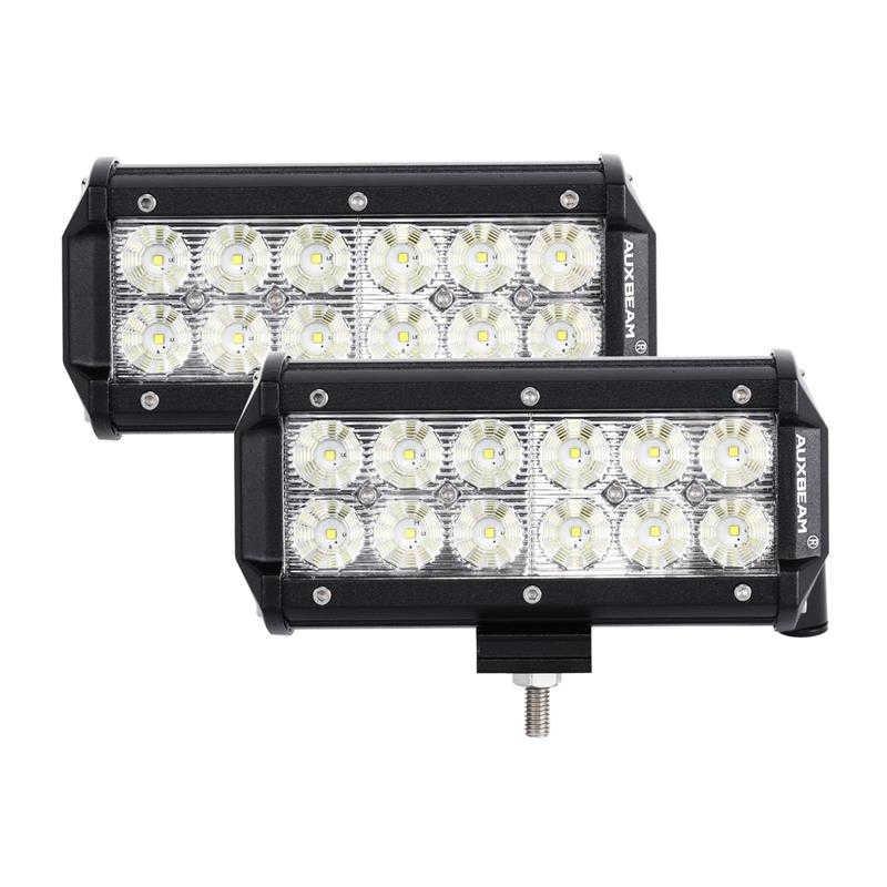 (2pcs/set) 7 inch 36W CREE Flood Beam Offroad LED Work Light Bar