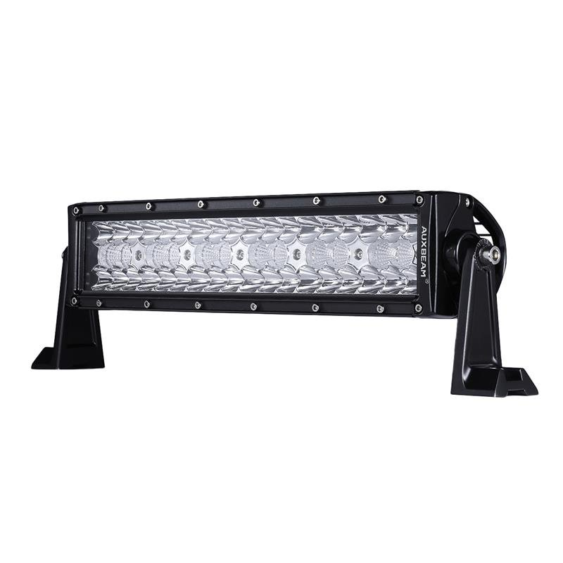 Honeycomb Series 14 inch 48W Curved Combo Beam Triple-row LED Light Bar