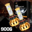 (2PCS/SET) F-16 SERIES 9006/HB4 LED HEADLIGHT VEHICLE CONVERSION BULB