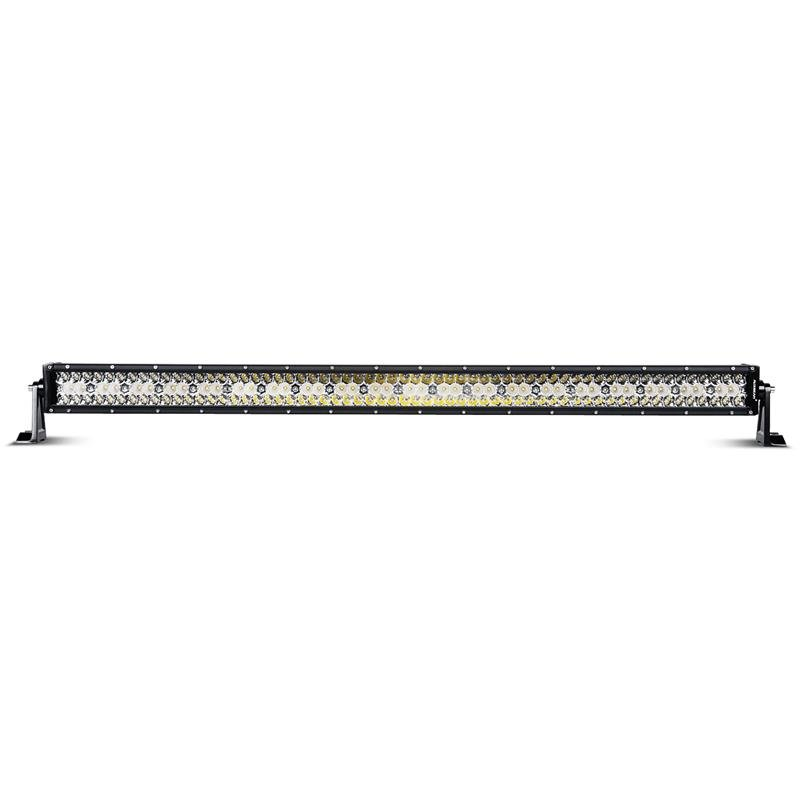 Honeycomb Series 42 inch 160W Straight Combo Beam Triple-row LED Light Bar