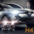 (2PCS/SET) NF-03 SERIES H4/9003/HB2 HI-LO BEAM CREE LED HEADLIGHT CONVERSION KIT