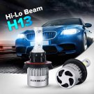 (2PCS/SET) S2 SERIES H13/9008 HI-LO BEAM LED HEADLIGHT CONVERSION BULB