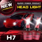 (2PCS/SET) S4 SERIES H7 LED HEADLIGHT VEHICLE CONVERSION BULB