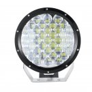 9 inch 111W CREE Round Flood & Spot LED Driving Light (Black Bezel)