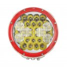9 inch 150W CREE Round Flood Off Road LED Driving Light ( spot & flood mask)