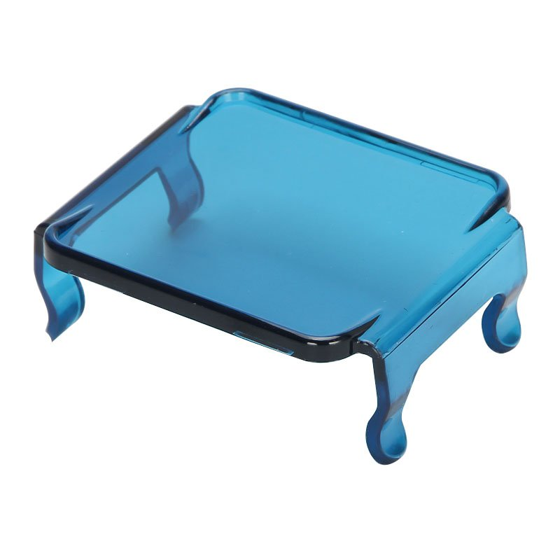Optical Blue Cover For 3 inch Square Driving Light