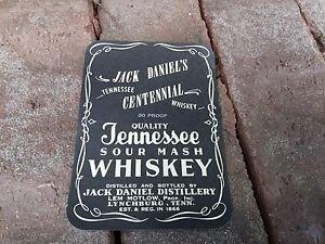 JACK DANIELS Discontinued Authentic 90 Proof Centennial Label
