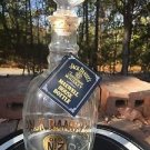 JACK DANIELS Discontinued European Maxwell House Empty Decanter 1.5