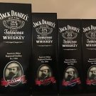 Jack Daniels Limited Edition Discontinued Black Shadow Gift Box Set All Sizes
