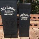 Jack Daniels Limited Edition Discontinued Black Denim 2 Box Set