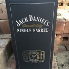 JACK DANIELS Discontinued Golden Barrel Single Barrel Gift Box - Limited Edition